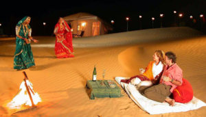 Jaisalmer to Udaipur Tour Package